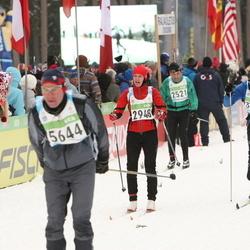 42. Tartu Maraton - Kari Tamminen (2521), Katrin Lemsalu (2948), Arnold Krijer (6457)
