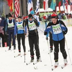 42. Tartu Maraton - Martin Talvik (3716), Briti Klimberg (4286)