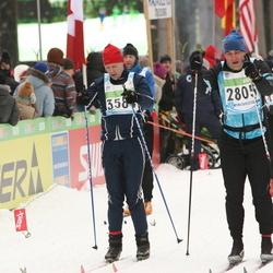 42. Tartu Maraton - Arnold Kannike (2805), Robertino Kuik (3584)