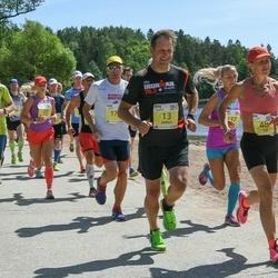 3. Otepää jooksutuur - Margus Püvi (13), Björn Puna (45), Tea Pärnik (48)