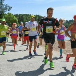 3. Otepää jooksutuur - Margus Püvi (13), Björn Puna (45), Tea Pärnik (48), Olev Org (173)