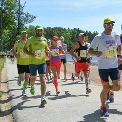 3. Otepää jooksutuur - Björn Puna (45), Marek Luts (143), Tavo Sarnik (164), Olev Org (173)