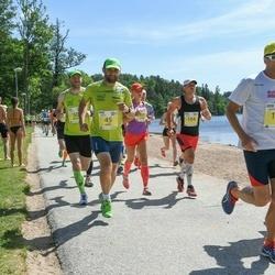 3. Otepää jooksutuur - Katrena Tenno (20), Björn Puna (45), Kristjan Sahtel (50), Tavo Sarnik (164), Olev Org (173)