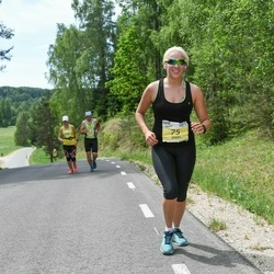 3. Otepää jooksutuur - Annika Birk (75)