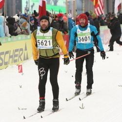42. Tartu Maraton - Christer Saar (3601), Björn Puna (5621)