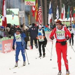 42. Tartu Maraton - Boris Golubev (3081), Aldo Podetti (3093)