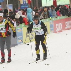 42. Tartu Maraton - Martins Zakevics (3377), Aadu Roosileht (3502)