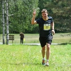 3. Otepää jooksutuur - Rein Kalle (89)