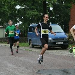 26. Jüri Lossmanni mälestusjooks - Kris Gregor Edo (10), Margus Hanni (45)