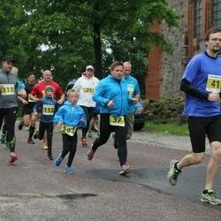 26. Jüri Lossmanni mälestusjooks - Kristo Ausmees (37), Robin Murulaid (112), Aaron Ausmees (292)