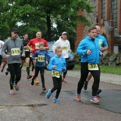 26. Jüri Lossmanni mälestusjooks - Kristo Ausmees (37), Hannes Murulaid (111), Robin Murulaid (112), Aaron Ausmees (292)