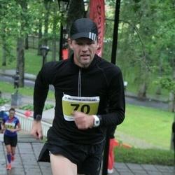 26. Jüri Lossmanni mälestusjooks - Aivar Kiisler (70)