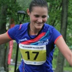 26. Jüri Lossmanni mälestusjooks - Kristiina Verevmägi (17)
