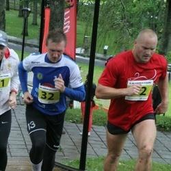 26. Jüri Lossmanni mälestusjooks - Meelik Saviste (21), Sander Aasmäe (32)