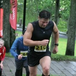 26. Jüri Lossmanni mälestusjooks - Oliver Õunap (210)