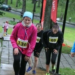 26. Jüri Lossmanni mälestusjooks - Kati Kiipsaar (69), Rita Puhu (136), Markus Ritval (149), Kaido Pantalon (296)