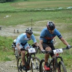 14. Rakvere Rattamaraton - Kristo Ebras (65), Andre Pukk (67)