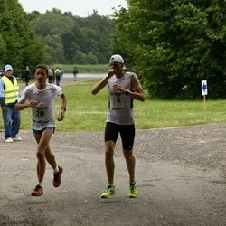 Pärnumaa Võidupüha maraton - Sander Lepik (4), Andres Bauvald (20)