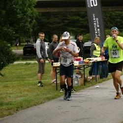 Pärnumaa Võidupüha maraton - Aivar Angelstok (18), Aivar Koppas (65)