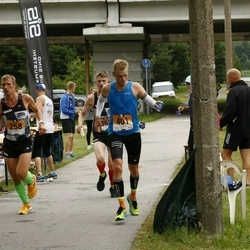 Pärnumaa Võidupüha maraton - Urmo Kallakas (258), Paul Ruubel (401)