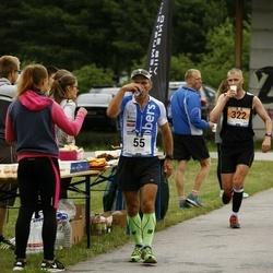 Pärnumaa Võidupüha maraton - Peeter Kand (55), Alari Lumberg (322)