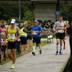 Pärnumaa Võidupüha maraton - Silver Köster (74), Risto Lass (77), Maario Koplus (280)
