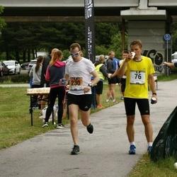 Pärnumaa Võidupüha maraton - Aivar Lankov (76), Erkki Haljastamm (230)
