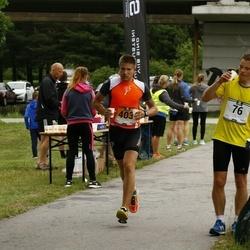Pärnumaa Võidupüha maraton - Aivar Lankov (76), Mark Saarnik (403)