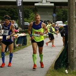 Pärnumaa Võidupüha maraton - Siim Kambek (54), Margus Parts (367)