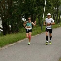 Pärnumaa Võidupüha maraton - Raini Reinhold (393), Dagmar Vlassov (455)
