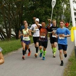 Pärnumaa Võidupüha maraton - Allan-Peeter Jaaska (3), Kaimar Kerno (269), Argo Leht (311), Aado Metsis (334), Argo Paavel (364), Mirtti Verbitskas (451)