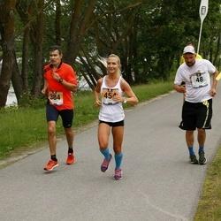 Pärnumaa Võidupüha maraton - Tanel Kadai (48), Toomas Pärnassalu (384), Egle Villik (454)