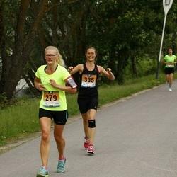 Pärnumaa Võidupüha maraton - Katrin Koor (279), Marianne Metsmaa (335)
