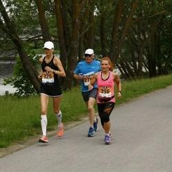 Pärnumaa Võidupüha maraton - Tiit Kivisild (275), Kristel Luur (325), Monika Riivald (396)