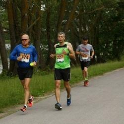 Pärnumaa Võidupüha maraton - Margo Engel (227), Kaido Marjak (474), Kaido Aaslaid (481)