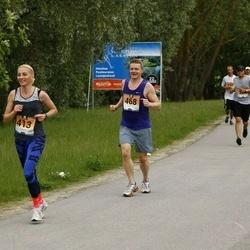 Pärnumaa Võidupüha maraton - Imbi Soome (413), Urmo Ilves (468)