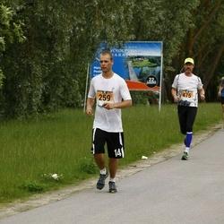 Pärnumaa Võidupüha maraton - Martin Kallas (259), Tarmo Kalviste (475)