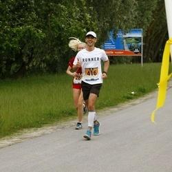 Pärnumaa Võidupüha maraton - Stanislav Štõkov (416)