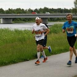 Pärnumaa Võidupüha maraton - Edvins Cifersons (221), Juhan Paabstel (362)