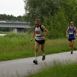 Pärnumaa Võidupüha maraton - Madis Roll (397), Juhan Änilane (459)