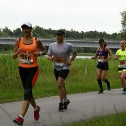 Pärnumaa Võidupüha maraton - Andres Bester (216), Janek Laanearu (300), Kadri Leesment (310), Janely Palu (366), Maarja Pütsep (386)