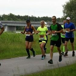 Pärnumaa Võidupüha maraton - Andres Bester (216), Janek Laanearu (300), Kadri Leesment (310), Maarja Pütsep (386)