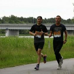 Pärnumaa Võidupüha maraton - Timo Arula (213), Siim Ots (359)