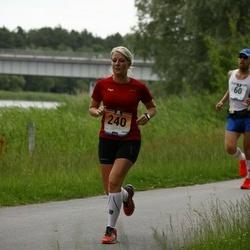 Pärnumaa Võidupüha maraton - Kristo Kaukver (60), Age Jakobson (240)