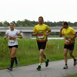 Pärnumaa Võidupüha maraton - Andres Lilleste (320), Liisbet Puust (379), Martin Pütsep (387)