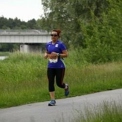 Pärnumaa Võidupüha maraton - Tiina Kadak (250), Triin Pärna (480)
