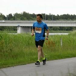 Pärnumaa Võidupüha maraton - Margit Haug (233), Valdek Must (341)