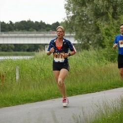Pärnumaa Võidupüha maraton - Aaro Mõttus (465), Kristi Pajo (477)