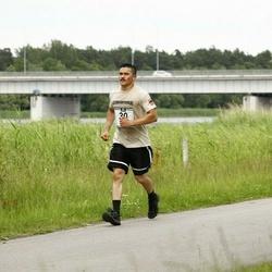 Pärnumaa Võidupüha maraton - Andrew Fisher (30), Meelis Koskaru (66)