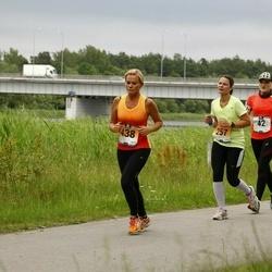 Pärnumaa Võidupüha maraton - Kadri Janson (42), Mari-Liis Kaljur (257), Katrin Ubaleht (438)